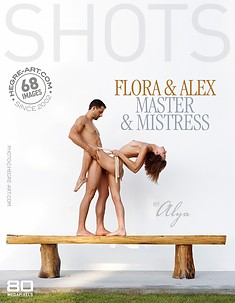 Flora and Alex master and mistress by Alya