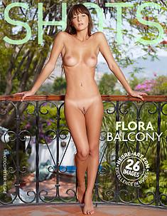 Flora balcón