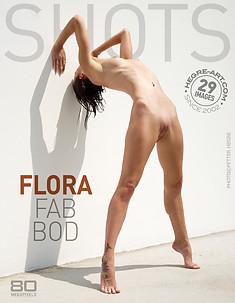 Flora cuerpo fabuloso