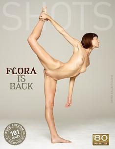 Flora ist zurück