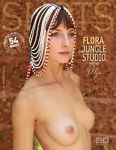 Flora jungle studio by Alya part 2