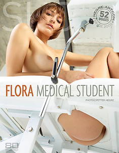 Flora Medizinstudentin