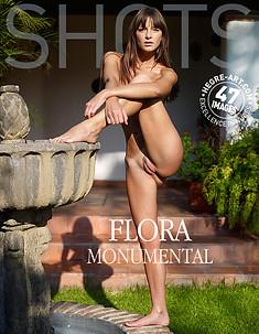 Flora monumental