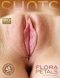 Flora pétales