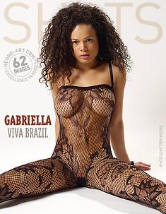 Gabriella vive le Brésil