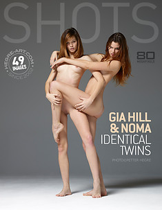Gia Hill and Noma identical twins