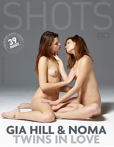 Gia Hill and Noma twins in love