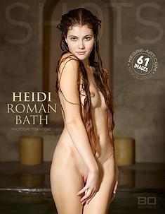 Heidi roman bath