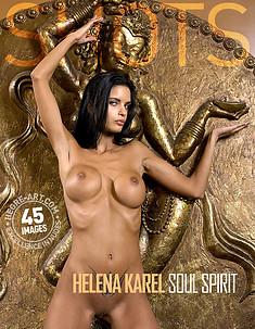 Helena Karel esprit zen
