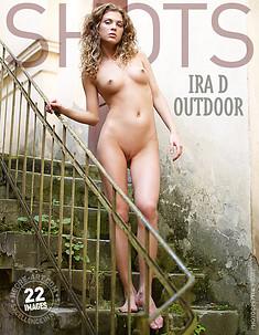 Ira D. al aire libre