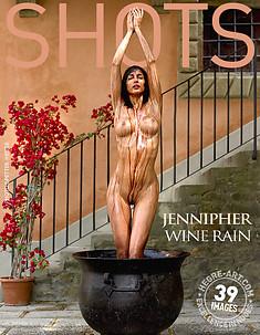 ジェニファー ワインの雨