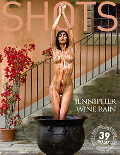Jennipher pluie vineuse