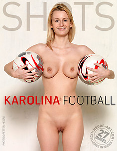 karolina futbol