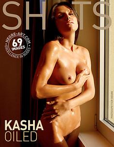Kasha oiled