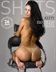 Keity 'beleza brasileira'