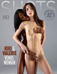 Kiki Valerie mujer de venus