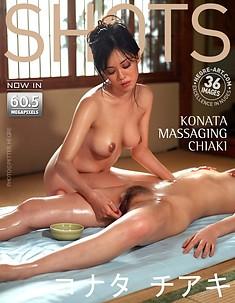 Konata masse Chiaki