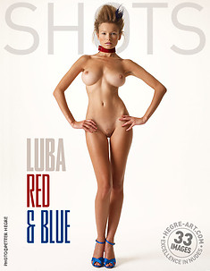 Luba red and blue