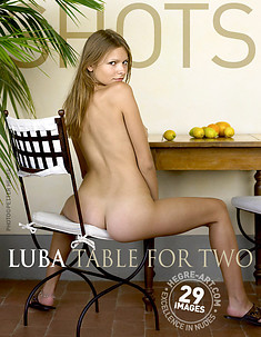 Luba table for two