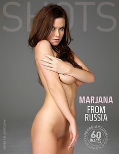 Marjana desde Rusia