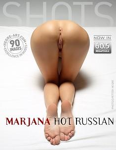 Marjana heisse Russin