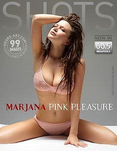 Marjana pink pleasure