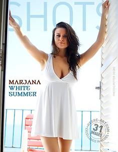 Marjana weißer Sommer