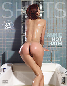 Marlene hot bath