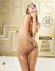 Melissa douche hôtel basico
