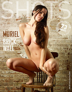 Muriel brick wall