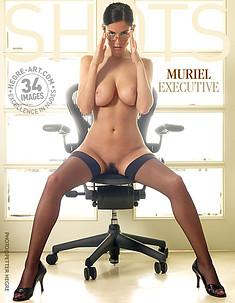 Muriel cadre supérieure