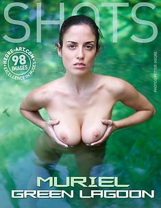 Muriel lagune verte