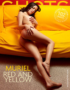 Muriel Red and Yellow