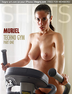 Muriel techno gym part1