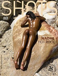 Naomi heisser Felsen