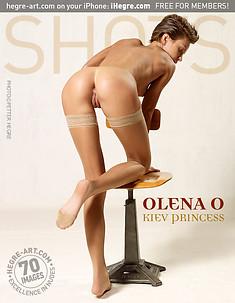 Olena O princesse de Kiev