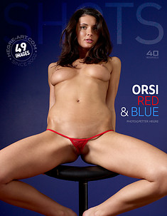 Orsi red and blue