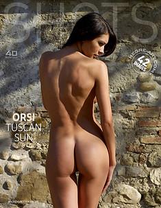 Orsi Tuscan sun