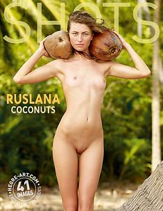 Ruslana noix de coco