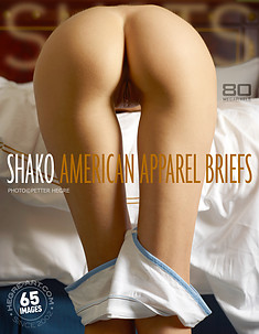Shako American Apparel briefs
