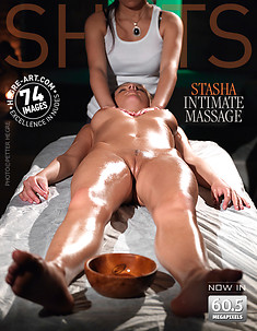 Stasha intimate massage