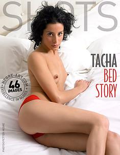 Tacha histoire au lit