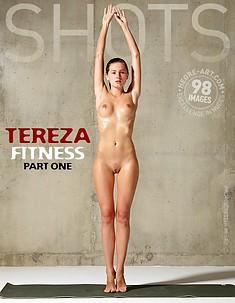 Tereza fitness partie 1
