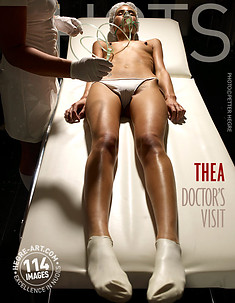 Théa visite médicale