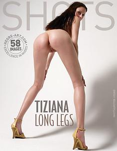Tiziana lange Beine