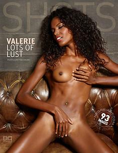Valerie loca de lujuria