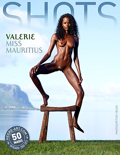Valérie miss Mauricienne