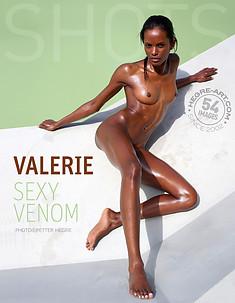 Valerie sexy und giftig