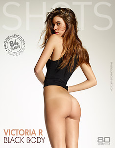 Victoria R black body by Jon