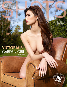 Victoria R garden girl part 2 by Jon
